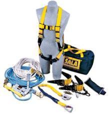 DBI Sala Sayfline™ Roofer's Fall Protection Kit